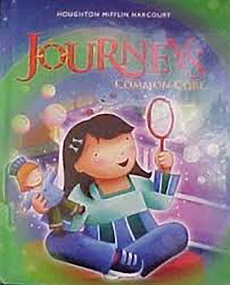 Journeys: Common Core Student Edition Volume 5 Grade 1 2014 - Houghton Mifflin Harcourt (Prepared for publication by)