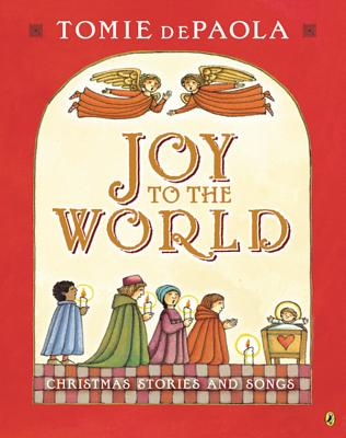 Joy to the World: Tomie's Christmas Stories -