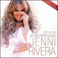 Joyas Prestadas [Pop Version] [Deluxe Edition] [CD/DVD] - Jenni Rivera