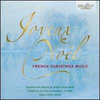 Joyeux Noël: French Christmas Music - Anne L'Espèrance (soprano); Aradia Ensemble; Christian Lambour (organ); Colin Ainsworth (tenor); David Nortman (tenor);...