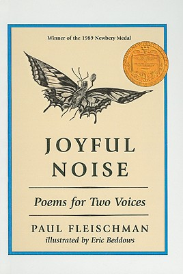 Joyful Noise: Poems for Two Voices - Fleischman, Paul