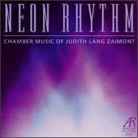 Judith Lang Zaimont: Chamber Music - Barry Dove (percussion); Chris Finckel (cello); Clinton Adams (piano); Dana Burnett (piano); Daniel Gilbert (clarinet);...