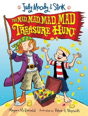 Judy Moody and Stink: The Mad, Mad, Mad, Mad Treasure Hunt - McDonald, Megan
