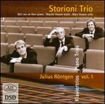 Julius Röntgen: Piano Trios, Vol. 1
