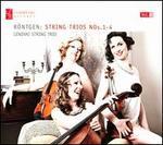 Julius Röntgen: String Trios Nos. 1-4