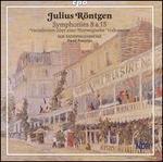Julius Röntgen: Symphonies 8 & 15
