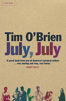 July, July - O'Brien, Tim
