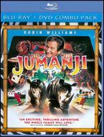 Jumanji [2 Discs] [Blu-ray/DVD] - Joe Johnston