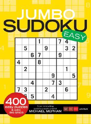 Jumbo Sudoku Easy - Mepham, Michael