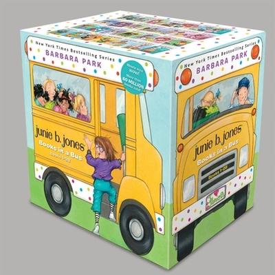 Junie B. Jones Books in a Bus: Books 1-28 - Park, Barbara, and Brunkus, Denise (Illustrator)