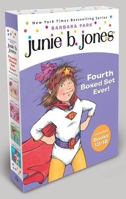 Junie B. Jones Fourth Boxed Set Ever!: Books 13-16 - Park, Barbara, and Brunkus, Denise (Illustrator)