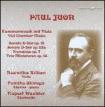 Juon: Kammermusik mit Viola