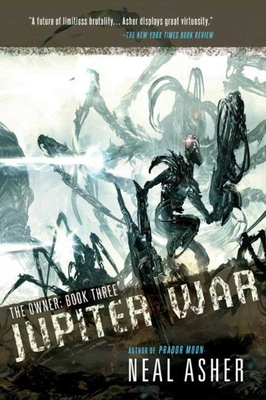 Jupiter War - Asher, Neal