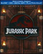 Jurassic Park [2 Discs] [Includes Digital Copy] [Blu-ray/DVD]