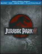 Jurassic Park III [2 Discs] [Includes Digital Copy] [UltraViolet] [Blu-ray/DVD] - Joe Johnston