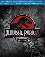 Jurassic Park III [Blu-ray/DVD]