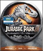 Jurassic Park III [Includes Digital Copy] [Blu-ray/DVD] [Steelbook] [Only @ Best Buy]