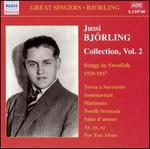 Jussi Bj�rling Collection, Vol. 2: Songs in Swedish, 1929-1937
