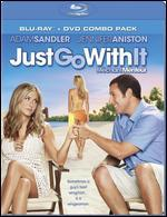 Just Go With It [French] [Blu-ray/DVD]