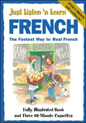 Just Listen 'n Learn French - Listen 'N' Learn, and Hill, Brian (Editor), and Natl Textbook