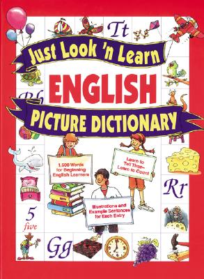 Just Look 'n Learn English Picture Dictionary - Hochstatter, Daniel J