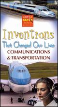 Just the Facts: Inventions That Changed Our Lives - Communications -