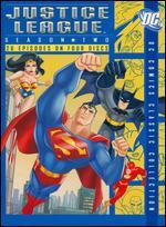 Justice League: Season Two [4 Discs]