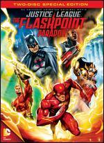 Justice League: The Flashpoint Paradox [Special Edition] [2 Discs]