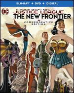Justice League: The New Frontier [Commemorative Edition] [Blu-ray]