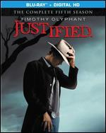 Justified: The Complete Fifth Season [3 Discs] [Includes Digital Copy] [UltraViolet] [Blu-ray]