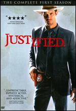 Justified: The Complete First Season [3 Discs] -