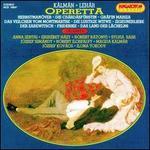 Kálmán & Lehár Operetta Excerpts