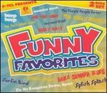 K-Tel Presents Funny Favorites