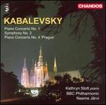 Kabalevsky: Piano Concerto Nos. 1 & 4; Symphony No. 2