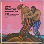 Kabalevsky: Symphonies Nos. 1-4