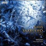 Kaija Saariaho: Chamber Works for Strings, Vol. 2