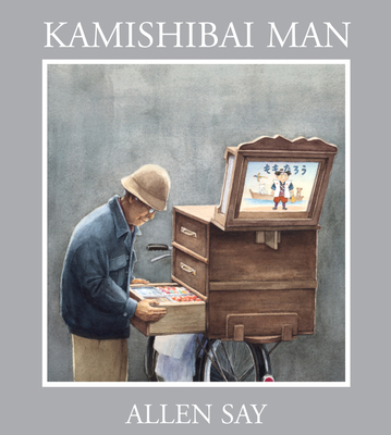Kamishibai Man - Say, Allen