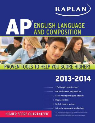 Kaplan AP English Language and Composition - Pivarnik-Nova, Denise
