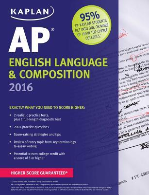Kaplan AP English Language & Composition - Pivarnik-Nova, Denise