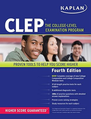 Kaplan CLEP: The College Level Examination Program - Kaplan