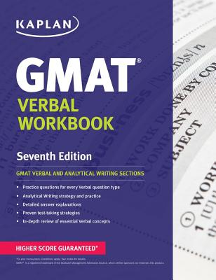 Kaplan GMAT Verbal Workbook - Staff of Kaplan Test Prep and Admissions