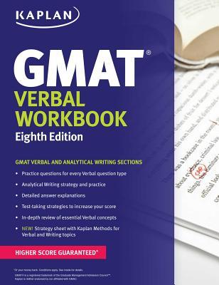 Kaplan GMAT Verbal Workbook - Kaplan