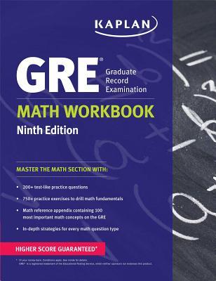 Kaplan: GRE Math Workbook - Kaplan Publishing (Creator)