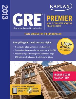 Kaplan GRE Premier: Graduate Record Examinations - Kaplan