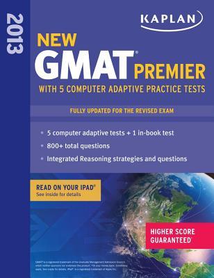 Kaplan New GMAT Premier - Kaplan (Creator)