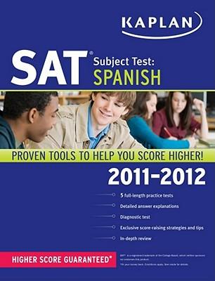 Kaplan SAT Subject Test: Spanish - Springer, Alice G, PH.D.