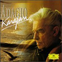 Karajan: Adagio - David Bell (organ); Leon Spierer (violin); Berlin Philharmonic Orchestra; Herbert von Karajan (conductor)