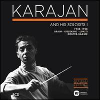 Karajan and His Soloists, Vol. 1 (1948-1958) - Bernard Walton (clarinet); Cecil James (bassoon); Dennis Brain (horn); Dinu Lipatti (piano); Dinu Lipatti (candenza);...