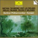 Karajan Conducts Smetana, Liszt, Sibelius
