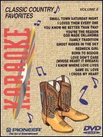 Karaoke: Country, Vol. 6 - Classic Country Favorites